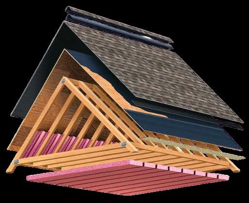 šikmé strechy, stavba a realizácia šikmých striech